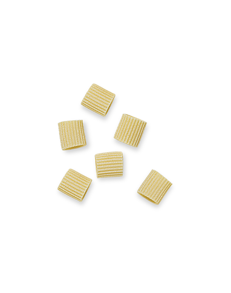 mezze maniche di semola