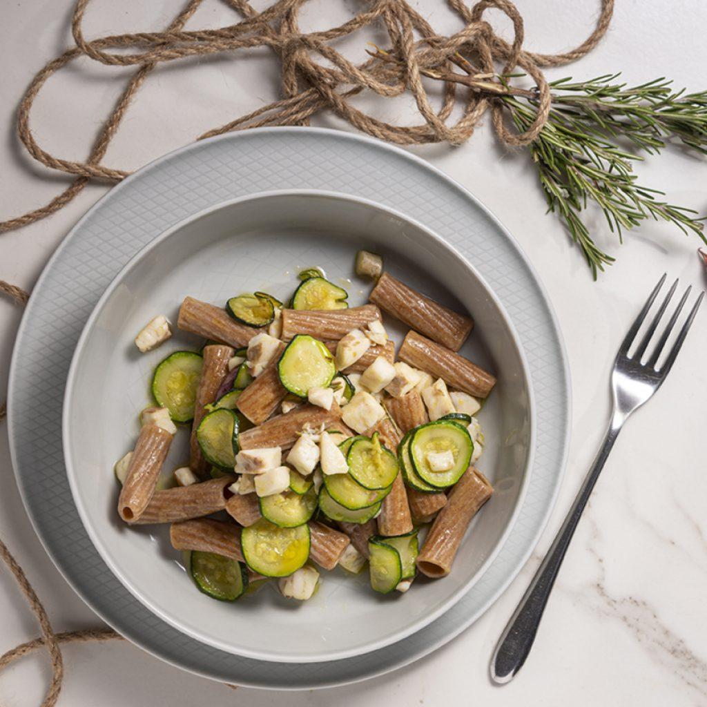 tortiglioni-hammurabi-con-branzino-e-zucchine